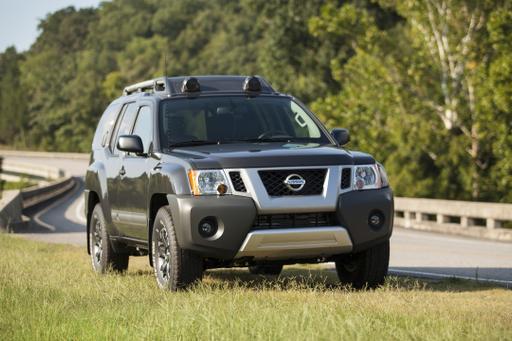 Nissan Discontinues Xterra