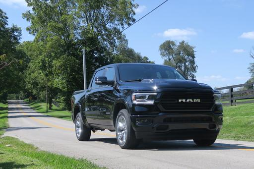 2019 Ram 1500 eTorque: Guts, Glory, Energy Efficiency