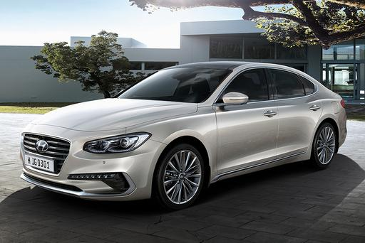 Hyundai Drops Azera Sedan From 2018 Lineup