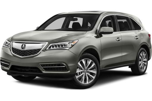 2015 Acura MDX, TLX Software Issue