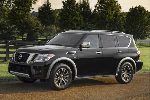 2018 Nissan Armada Priced From $46,795
