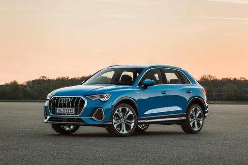 Here's Everything We Know About the New Audi Q3