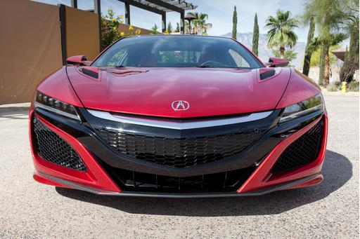 2017 Acura NSX Review
