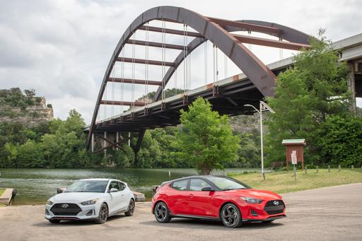 2019 Hyundai Veloster: Hot Hatch for a Comparably Hot Price