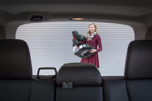 How Do Car Seats Fit in a 2019 Subaru Forester?