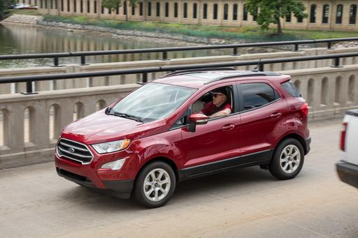 Ford-eign Exchange Student: 2018 Ford EcoSport Challenges Competitors