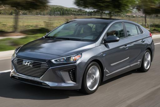 Hyundai Prices 2017 Ioniq Hybrid and EV