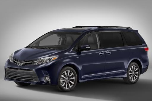 2018 Toyota Sienna Preview