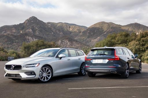 2019 Volvo V60 Quick Spin: Wagons Over Everything
