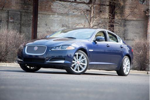 2015 Jaguar XF Review