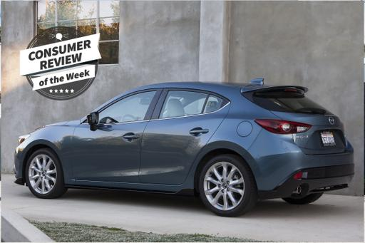 Consumer Review of the Week: 2016 Mazda3