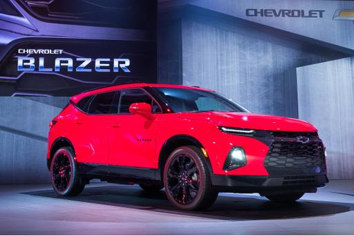 2019 Chevrolet Blazer: Our Full Preview and Gallery