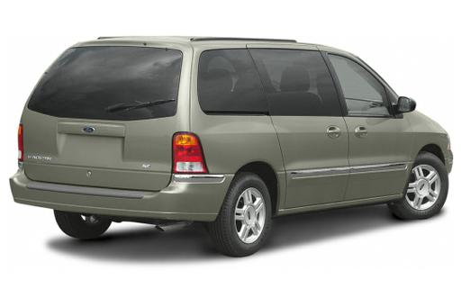 Recall Alert: 1998-2003 Ford Windstar