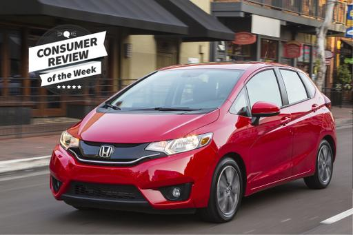 Consumer Review of the Week: 2016 Honda Fit