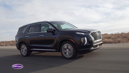 2020 Hyundai Palisade Is a Big SUV Step Up: Video