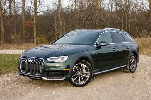 2017 Audi A4 Allroad: Our View