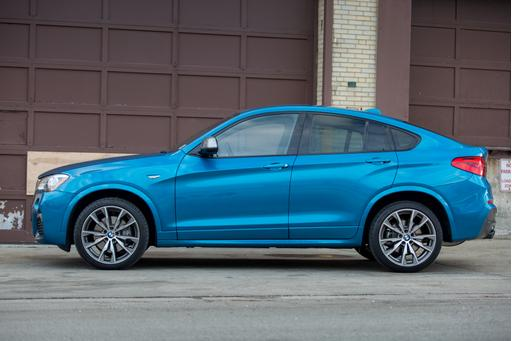 Our View: 2017 BMW X4