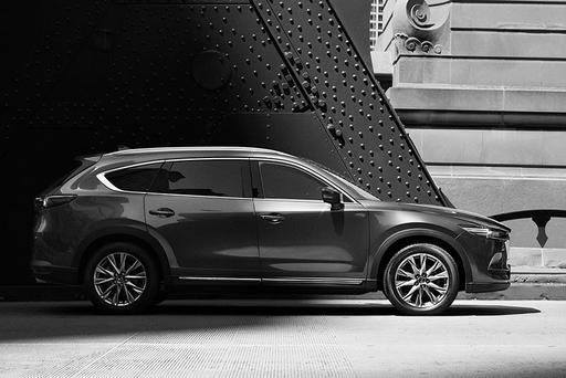 Will Mazda's Mid-Size CX-8 SUV Come Stateside?