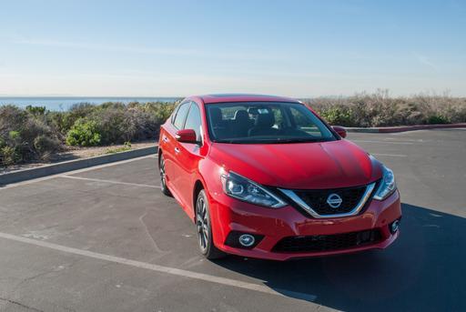 2016 Nissan Sentra: First Drive