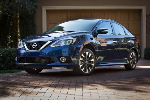 2018 Nissan Sentra Prices Up Zero to a Lot