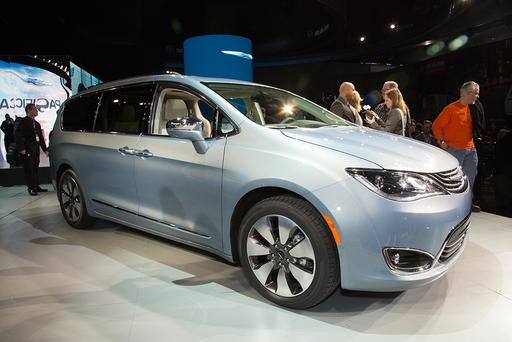 Features That Make the 2017 Chrysler Pacifica a Family-Car Game Changer