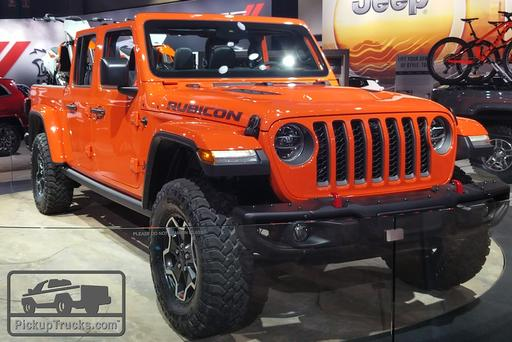 2020 Jeep Gladiator Is Gonna Be the Off-Road Pickup Truck King: Video