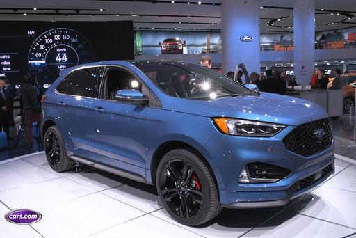 2019 Ford Edge Video Review