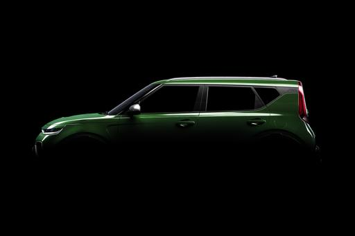 Kia Offers Second Glimpse Into 2020 Soul