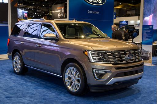 2018 Ford Expedition Mileage Is Impressive (for an SUV)