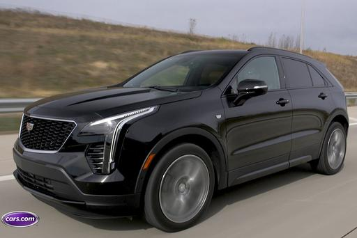 2019 Cadillac XT4 Video: Little Not to Like in This Little SUV