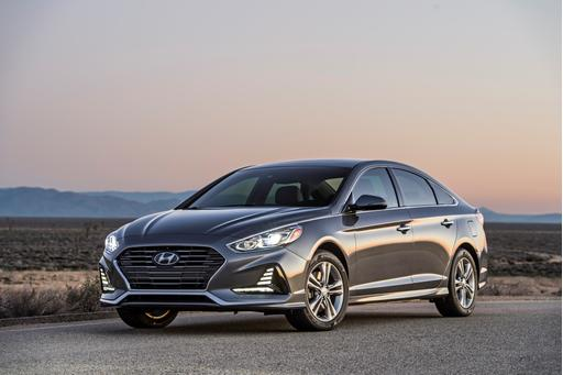 2018 Hyundai Sonata Video Review