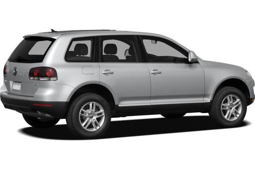 2007-2010 Volkswagen Touareg: Recall Alert