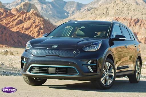 2019 Kia Niro EV Next in Current Stream of Long-Range Electrics: Video