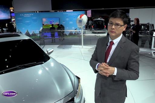 Honda Insight Prototype Video Review
