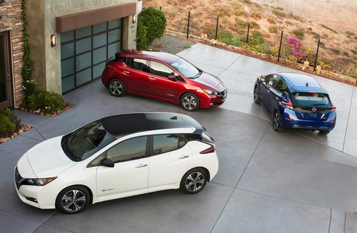 2018 Nissan Leaf: More Range, Less Money