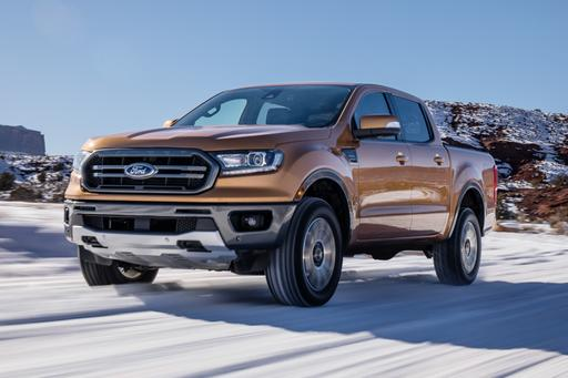 2019 Ford Ranger: Coming (Back) to America