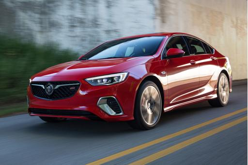 2018 Buick Regal GS Preview