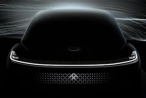 Faraday Future Teases Electric SUV