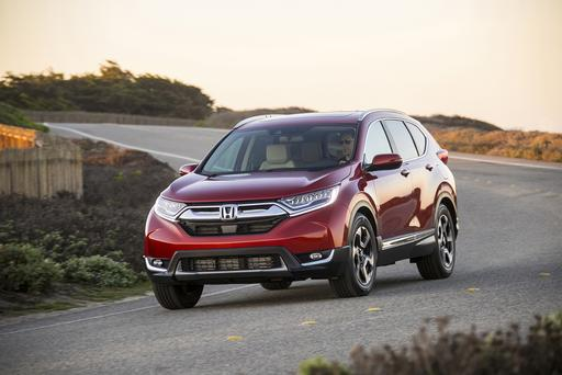 2018 Honda CR-V Prices Creep Up