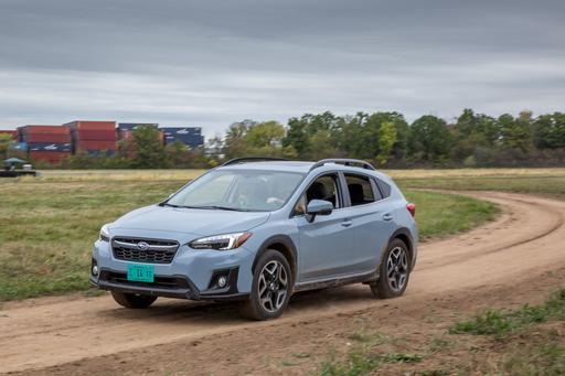 2018 Subaru Crosstrek First Drive News Cars