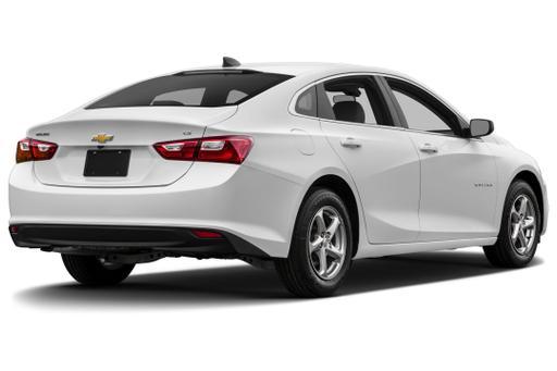 Recall Alert: 2017 Chevrolet Malibu