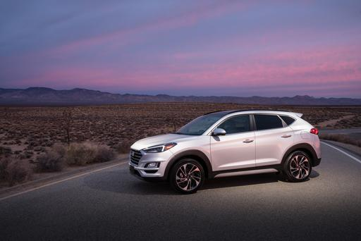 Refreshed 2019 Hyundai Tucson Adds Safety Tech, Drops Turbo Engine