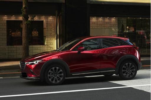 Mazda's Nicer 2019 CX-3 Will Cost You More