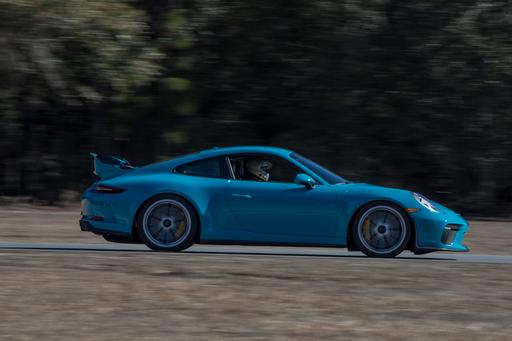 2018 Porsche 911 GT3: Icon of the Road Hits the Track