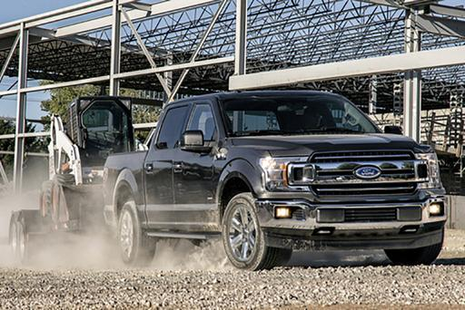 F-150 Diesel Fuel Economy Tops What's New on PickupTrucks.com