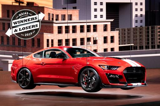 2019 Detroit Auto Show Winners and Losers