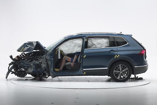 2018 Volkswagen Tiguan Named IIHS Top Safety Pick