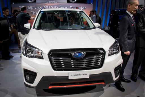 2019 Subaru Forester Is Better Where It Counts