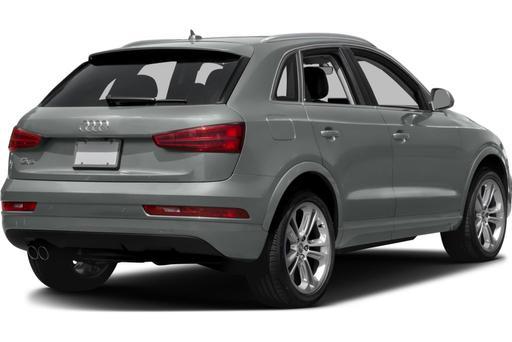 2016-2017 Audi Q3: Recall Alert