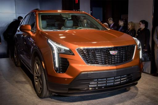 Don't Let the Base Price Fool Ya: Cadillac XT4 Gets High in a Hurry